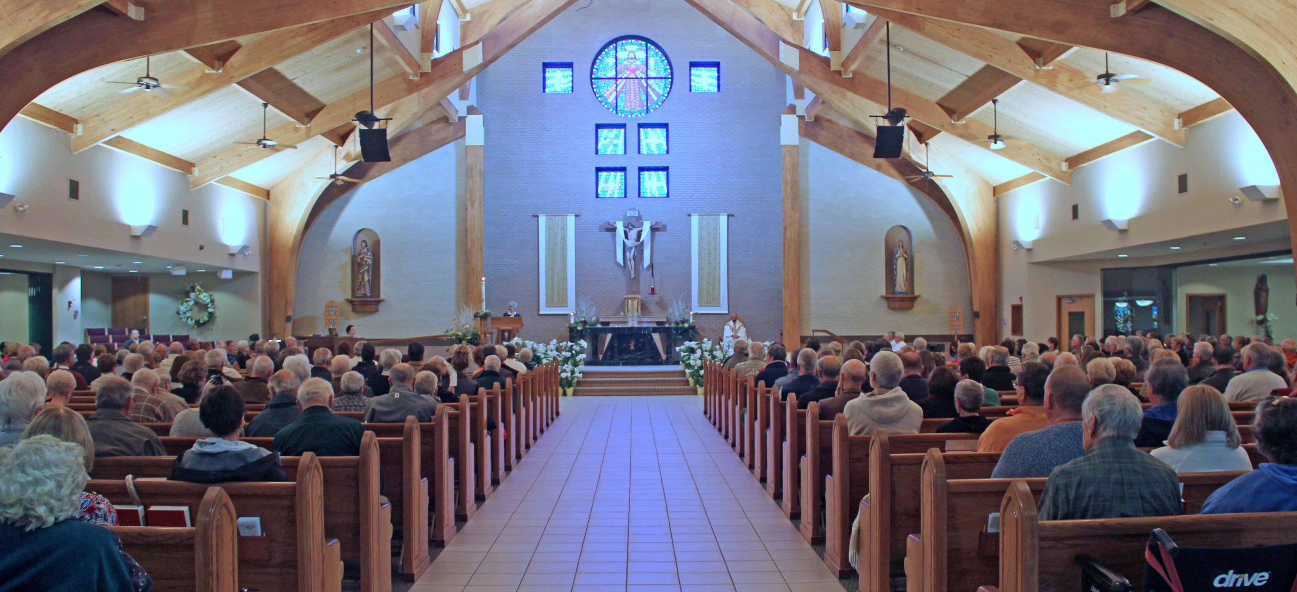 Register for Mass