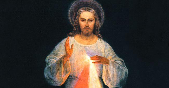 Divine Mercy Observance