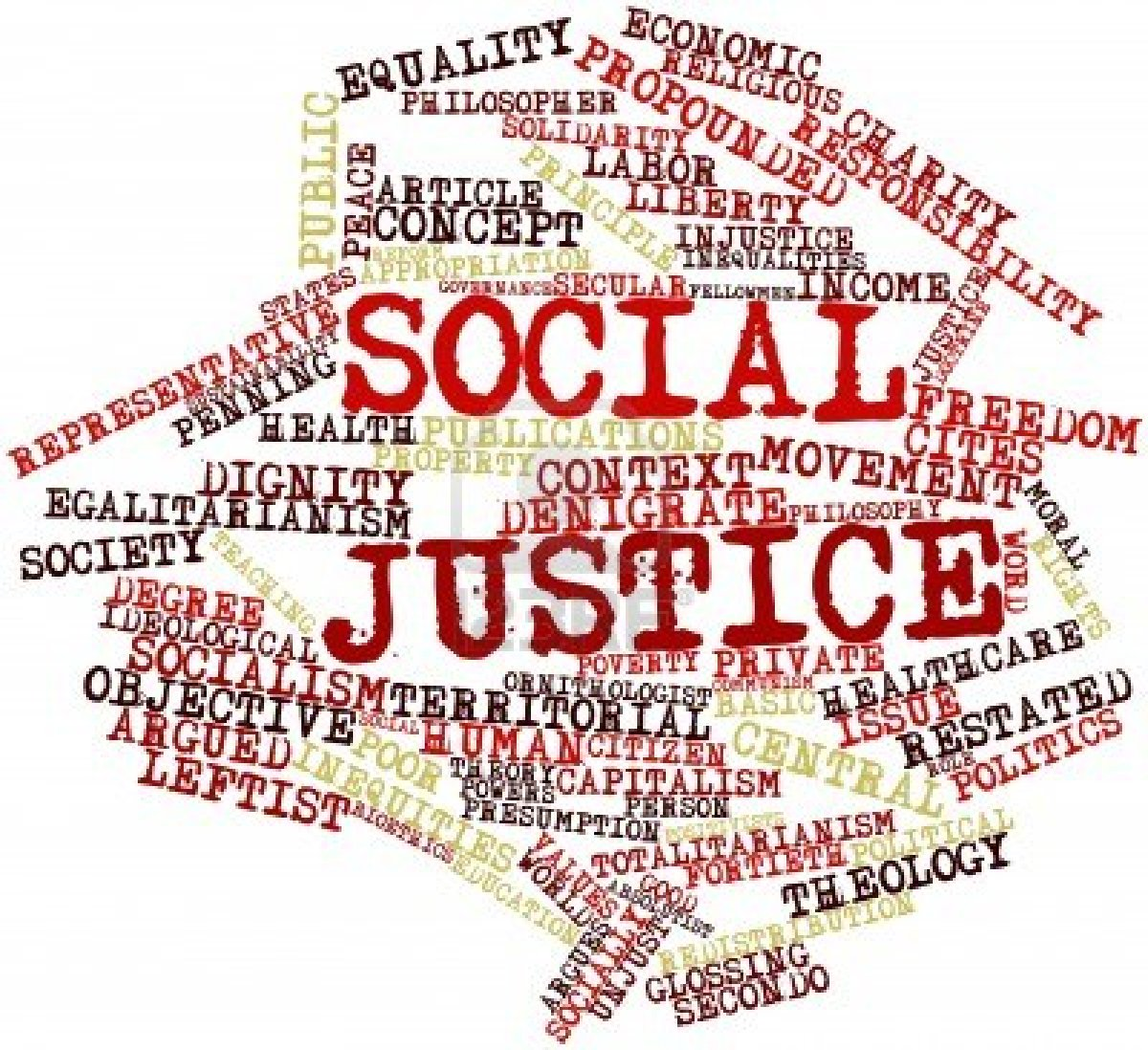 Social Justice Committee Resource Fair