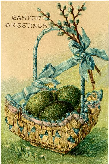 Blessing of the Easter Baskets – An Easter Tradition