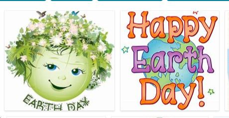 Earth Day is April 22, 2021