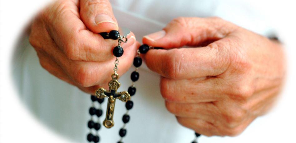 Adoration, Rosary Crusade & Prayer links